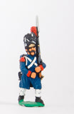 FN6 Imperial Guard 1804-12: Grenadier in Great Coat & Bearskin, advancing