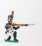 FN7 Imperial Guard 1804-12: Grenadier in Full Dress, kneeling & firing
