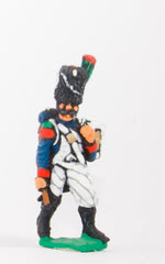 FN14 Chasseur 1804-12: Drummer, advancing