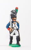 FN16 Chasseur 1804-12: Officer, advancing