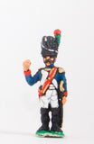 FN20 Chasseur 1804-12: Drummer at attention