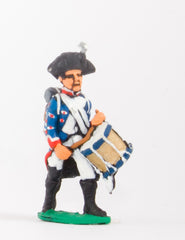 FN26 Line Infantry 1804-12: Drummer in Chapeau advancing