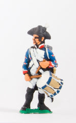 FN39 Line Infantry 1804-12: Drummer in Chapeau at attention