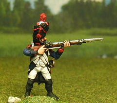 FN52 Line Infantry 1804-12: Grenadier in Bearskin, firing