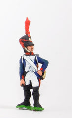 FN60 Line Infantry 1804-12: Fifer in Shako at attention
