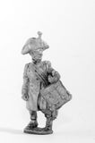 FN69 Line Infantry 1804-12: Drummer in Greatcoat & Chapeau, advancing