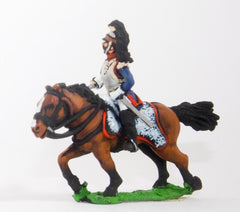 FN92 Cuirassier: Officer charging