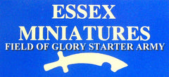 FOGREN65 LATER OTTOMAN TURKISH STARTER ARMY (CIRCA 1650)