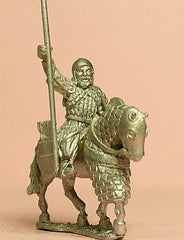 AK2Extra Heavy Cavalry with 2 handed cut & thrust weapon, javelin, bow & shield