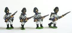 AST18 Assorted German Grenadiers, attacking