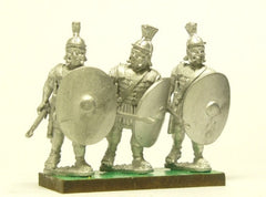 EXR35 Legionary, 2nd & 3rd Century, in Segmenta Armour, at the ready