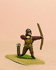 MER25 Late Medieval: Dismounted Archer, firing