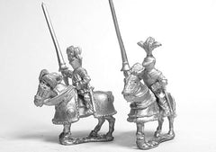 MER51 Early Renaissance: Gendarmes on Armoured Horse
