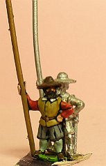 MER75 Renaissance 1520-1580AD: Medium Pikemen in Hats