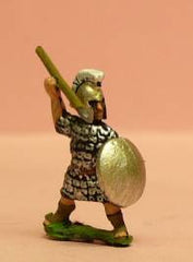 MPA59 Achaemenid Persian: Phoenician marine with javelin & shield