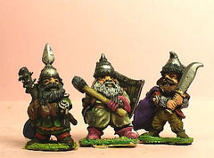 Q106 Chaos Dwarf: Three assorted Fighters