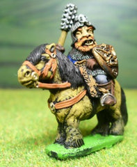 Q18 Dwarf: Mounted Maceman