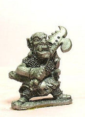 Q38Orc: in Chain Mail with 2 handed Axe