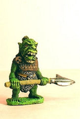 Q39 Orc: with Studded Breastplate, carrying Polearm