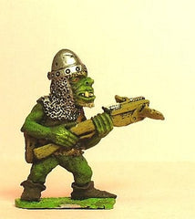 Q42 Orc: Crossbowman in Helmet and Mail