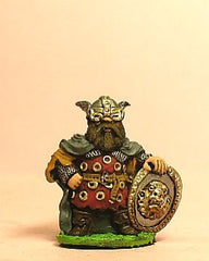 Q4 Dwarf: Chieftain