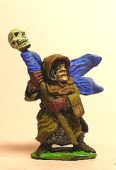 Q72 Sorcerer: with Skeleton head banner