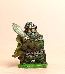 Q9 Dwarf: Fighter with two handed Sword