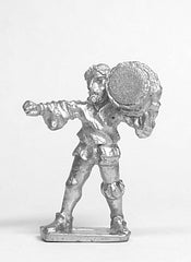 RA12 Artillery: Landsknecht with barrel on shoulder
