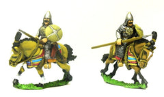 RAN2a Russian: Boyar Lance with Bow & Shield