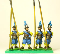 RD7 Dutch: Pikeman, variants