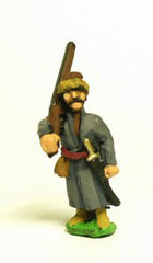 RNC8 16-17th Century Cossacks: Arquebusier in Uniform