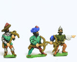 RNL12 Landsknecht: Crossbowmen, assorted poses