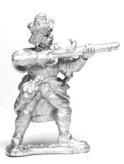 RPO2b Polish: Arquebusier firing, in Fur Cap