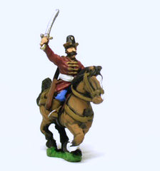 RPP12 16-17th Century Polish: Cossack Horse Archer with drawn Sword