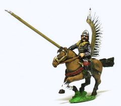 RPP15 16-17th Century Polish: 1 Winged Hussar with Lance