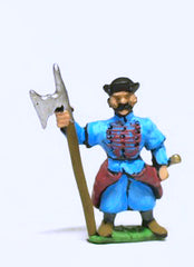 RPP8 16-17th Century Polish: Halberdier
