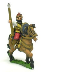 RUS11 Muscovite: Light Cavalry with Lance & Shield