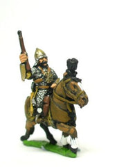 RUS8 Muscovite: Heavy Cavalry with Mace, Bow, Pistol & Sword