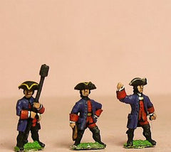 SYF7 Seven Years War French: Artillerymen