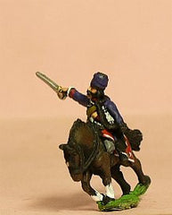 SYF8 Seven Years War French: Hussars in Mirliton