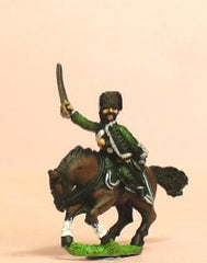 SYP19a Seven Years War Prussian: Hussar in Fur Cap