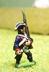 SYP1 Seven Years War Prussian: Musketeer advancing
