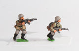 GER13 German Late War Infantry, SS or Panzer Grenadiers in smocks:  NCOs