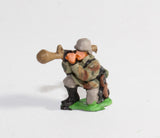 GER8 German 1940-1944: Infantry with Paznerfaust, kneeling, firing