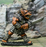 FAN60 Gnoll: with Cutlass