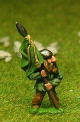 FAN72 Gnome: Command: Leader, Standard Bearer and Musician