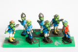 FAN77 Goblin: Light Spearmen (3 variants per pack)