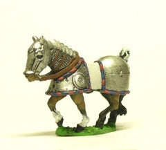 H45 Horses: Ancient: Fully Armoured: Fully armoured