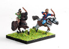 HU1 Hun: Horse Archer firing forward
