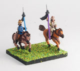 HU5 Hun: Command: 3 Mounted Standard Bearers